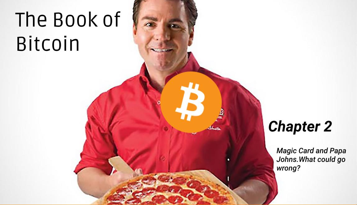 papa johns bitcoin